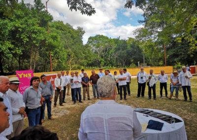 Declaración Ceiba, Yucatán