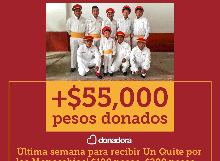 #UnQuitePorLosMonosabios Dona ¡Todo Ayuda!
