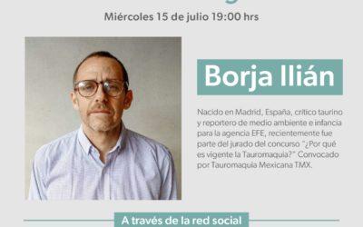 """15 de julio, solo por SoyTaurin@: Video-Conferencia con Borja Ilián, """"Dinámicas Transgresoras"""""""