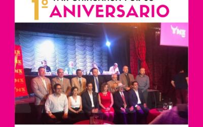 Tauromaquia Mexicana felicita al Capítulo TMX-Chihuahua por su 1er Aniversario ¡Enhorabuena!