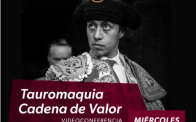 "HOY ""Tauromaquia Cadena de Valor"" con el matador Sergio Flores ¡No te lo pierdas! #MiercolesDeSoyTaurinoTV📺"