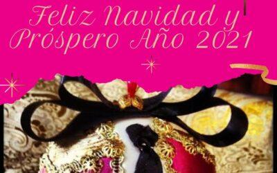 Tauromaquia Mexicana les desea una Feliz Navidad y Próspero Año 2021