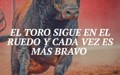 COVID-19  ¡El toro sigue en el ruedo y cada vez es más bravo! #QuedemonosEnCasa