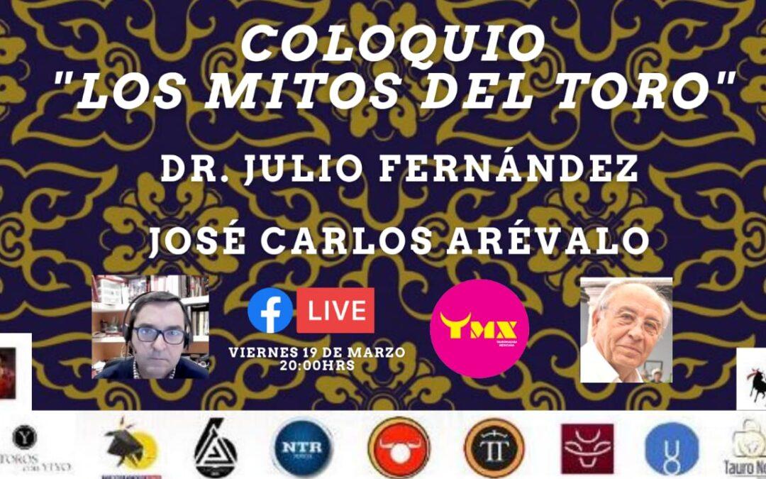 """🔹 1er Coloquio """"Los Mitos del Toro"""" 🐃  EN VIVO FB LIVE"""
