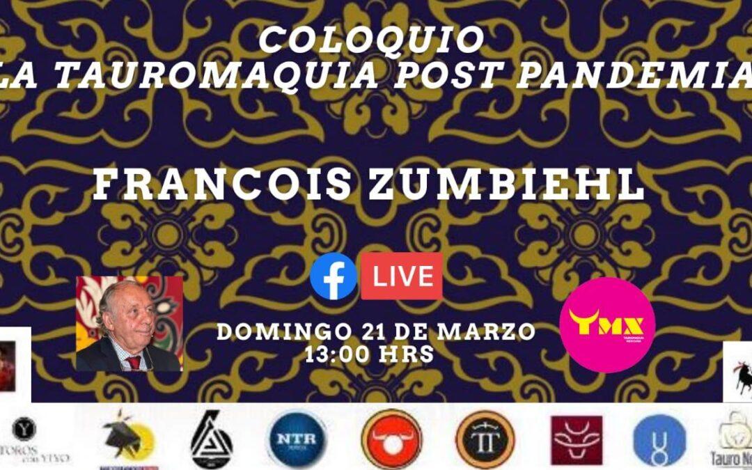 "🔹 Coloquio ""La Tauromaquia Post Pandemia"" EN VIVO FB LIVE"