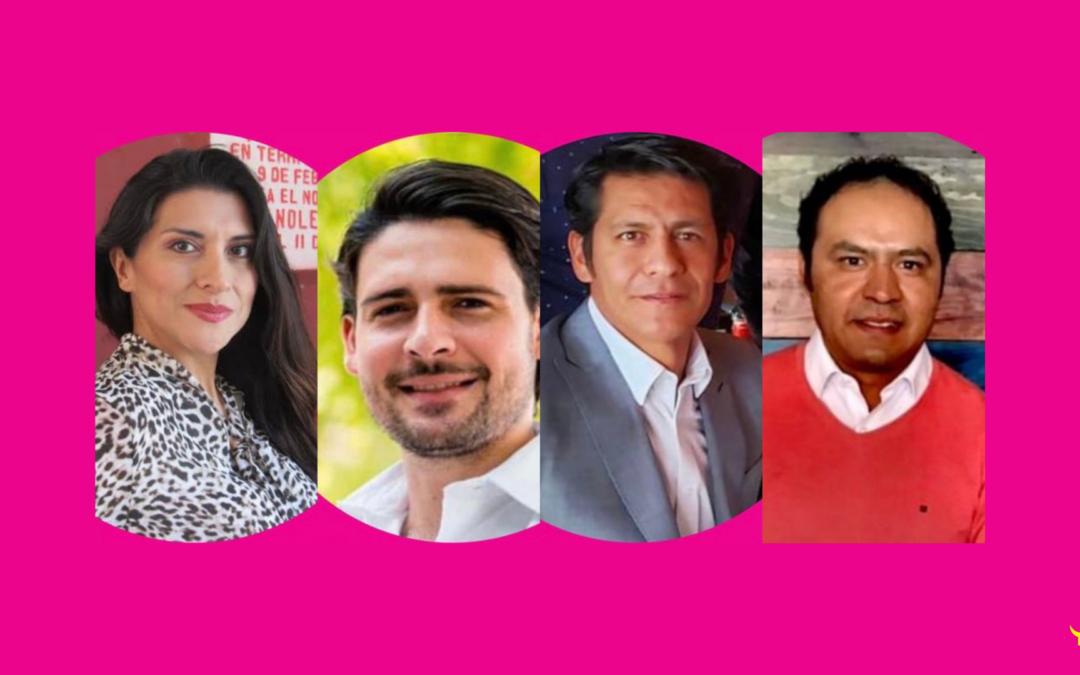 """Apoya a los candidatos taurinos, quienes defenderán y difundirán la Tauromaquia"""" #LosTaurinosTambienVotan"""