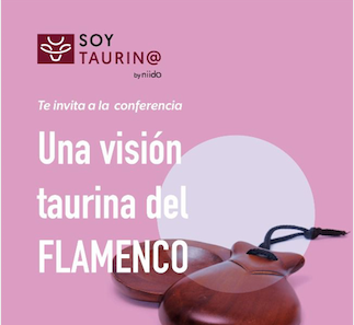 """SoyTaurin@ dentro del #ciclo """"Música y Toros"""", te invita a la conferencia: 🟣UNA VISIÓN TAURINA DEL FLAMENCO 💃🏻"""