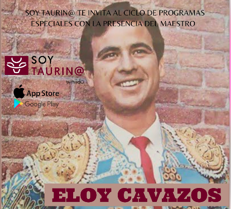 """CICLO DE PROGRAMAS ESPECIALES CON LA PRESENCIA DEL MAESTRO """"ELOY CAVAZOS"""""""