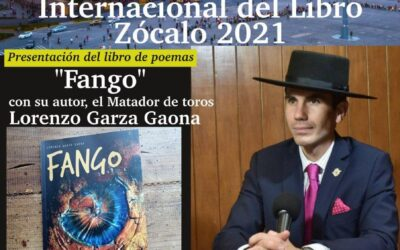 TMX Presente en la Feria del Libro 📚 en la CDMX ¡Te esperamos! Viernes 15 octubre en el Zócalo